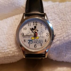 "Disney Watch  ""75 Years with Mickey"""